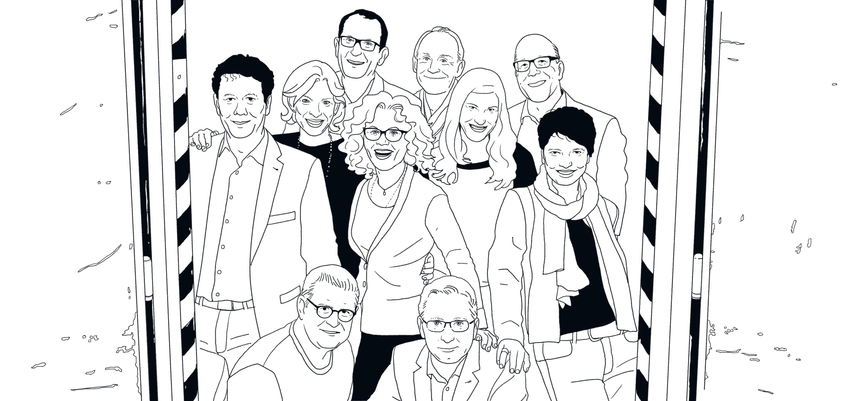Das CO13 Team